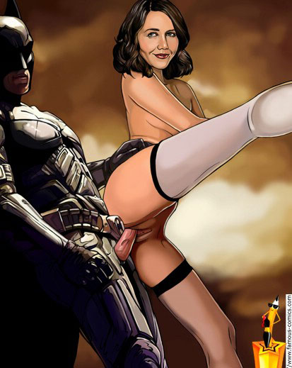 Maggie Gyllenhaal fucked by batman