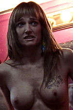 sylvia jefferies nude in halloween II from 2009