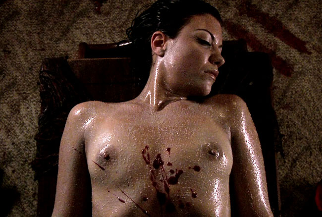 among the wildest of naked scream queens tiffany shepis