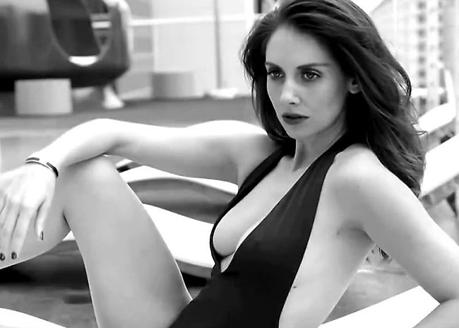 sexy mad man star alison brie