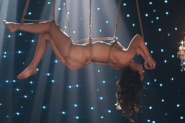dakota johnson sad-masochist scene tied up nude