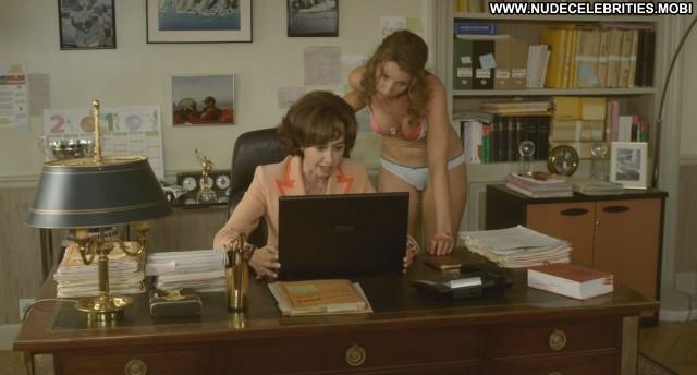 Alexandra Lamy L Oncle Charles Shirt Nice Heels Hot Nude Scene Hd