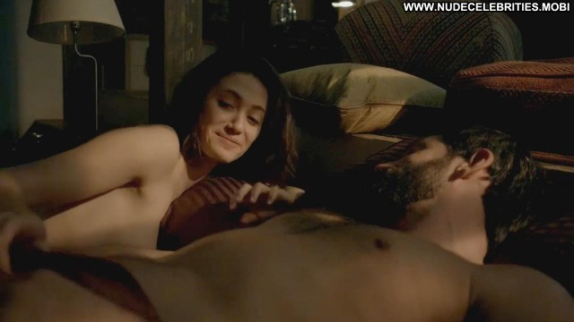 Emmy Rossum Shameless Sex Bed Sex Scene Hot Celebrity Actress Cute
