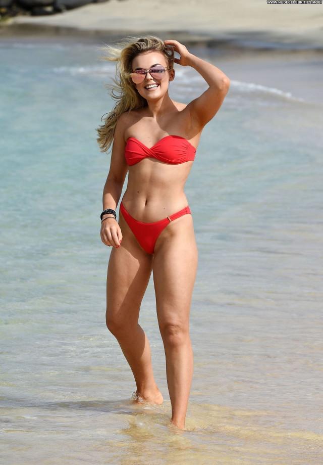 Natalie Jayne Roser No Source Shirt Babe Celebrity Wet Bus Bikini