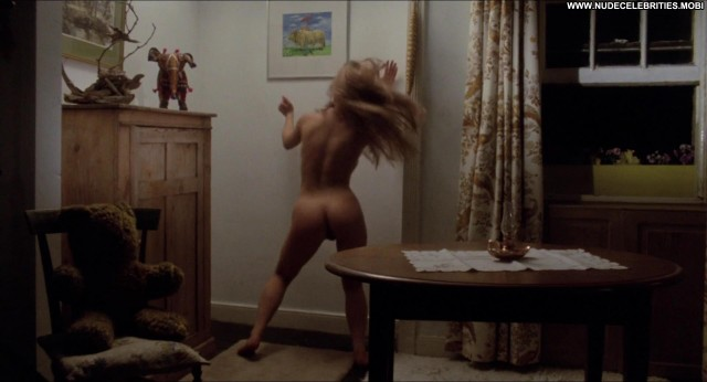 Britt Ekland The Wicker Man Posing Hot Celebrity