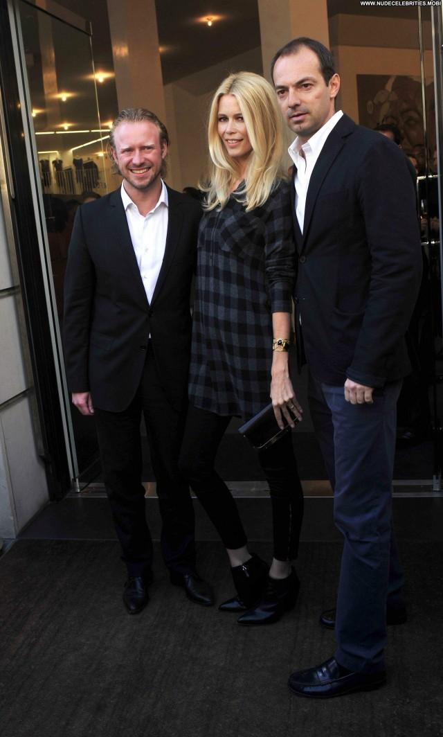 Claudia Schiffer Beautiful High Resolution Posing Hot Celebrity Babe