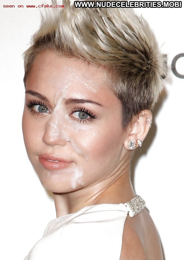 Miley Cyrus Pictures Blonde Celebrity Cumshot Nude Scene Posing Hot
