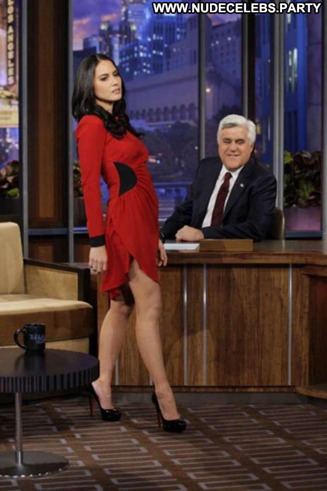 Olivia Munn The Tonight Show Paparazzi Posing Hot Celebrity Beautiful