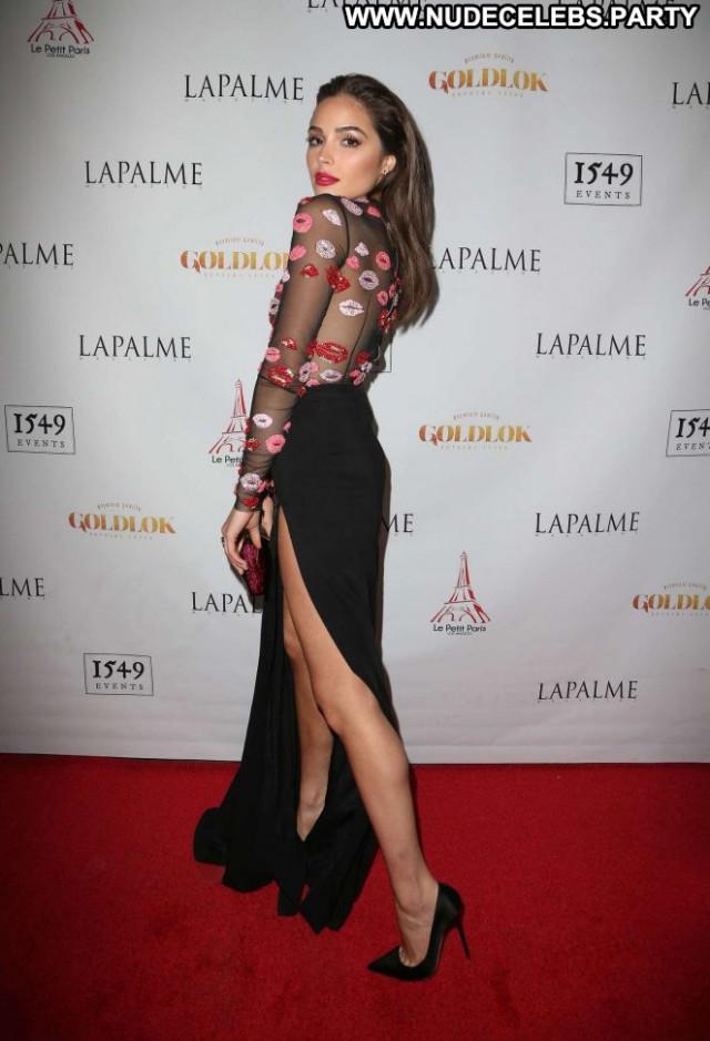 Olivia Culpo Party Celebrity Beautiful California Paparazzi Posing