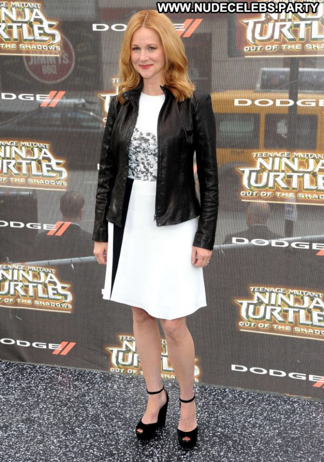 Laura Linney Beautiful Babe Celebrity Ninja Nyc Paparazzi Mutant