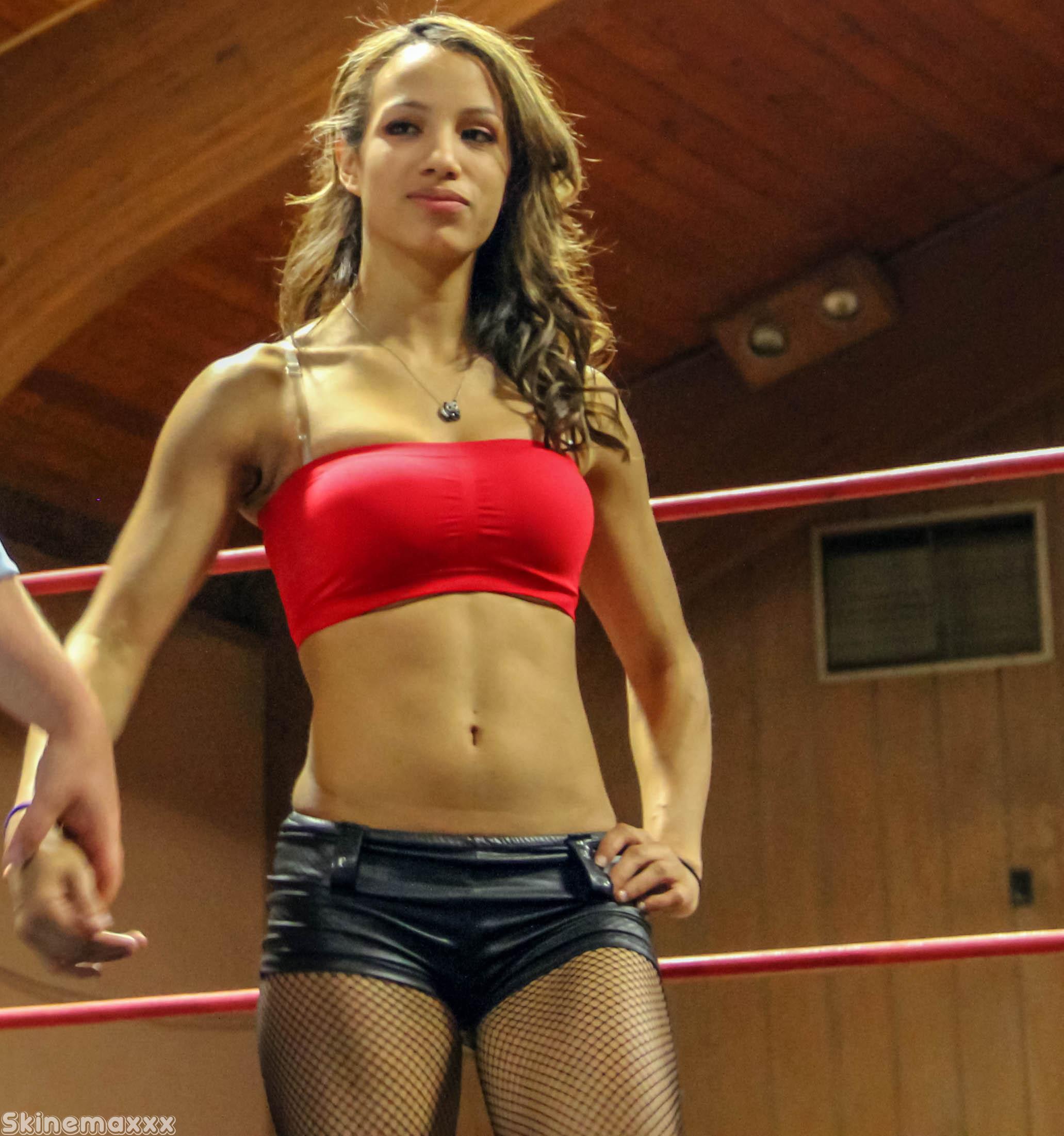 Boobs Victoria Nude Pics Wrestling Gif