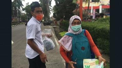 Photo of Satgas NU Peduli Covid-19 Kota Depok Meriahkan Pergantian Tahun dengan Aksi Edukasi dan Berbagi