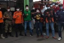 Photo of BAGANA Banser dan BKPB Pemuda Pancasila Depok Lakukan Penyemprotan Disinfektan ke Pesantren