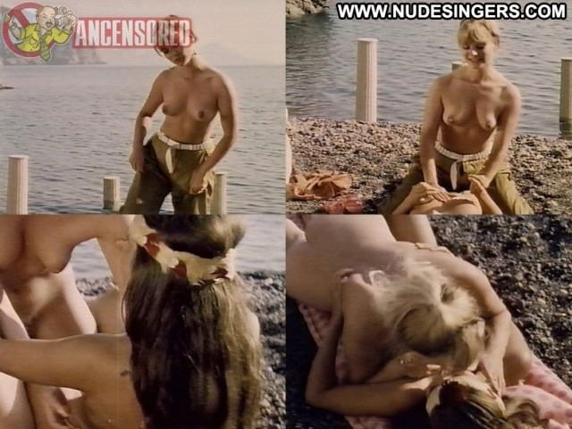 Fran Blanchard Venus International Blonde Sensual Cute Small Tits