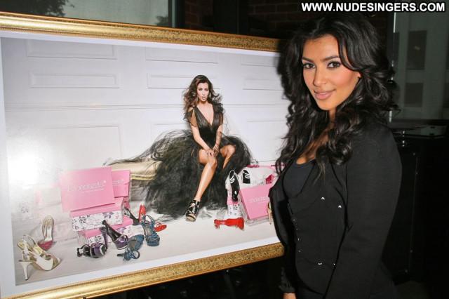 Kim Kardashian Beverly Hills Celebrity Paparazzi Beautiful Posing Hot