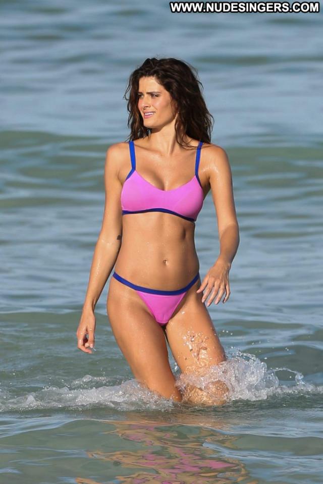 Alessia Macari No Source Bikini Upskirt Legs Sex Nyc Celebrity