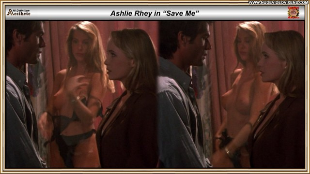 Ashlie Rhey Save Me Medium Tits Video Vixen Blonde Sultry Pretty