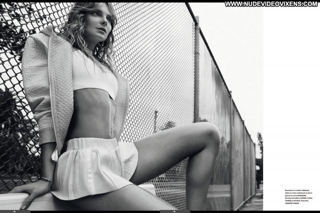 Eniko Mihalik Celebrity Babe Beautiful Hungarian Sexy Topless Posing