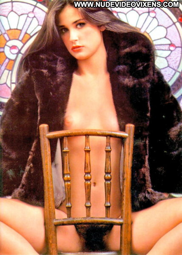 Demi Moore Nude Magazine Hobo Famous Hollywood Celebrity Live Rich
