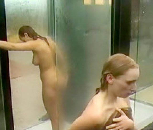 Reality Show Beauties Undress In The Shower