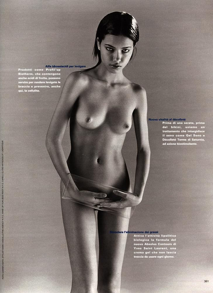 Secret nude victoria model Most Naked