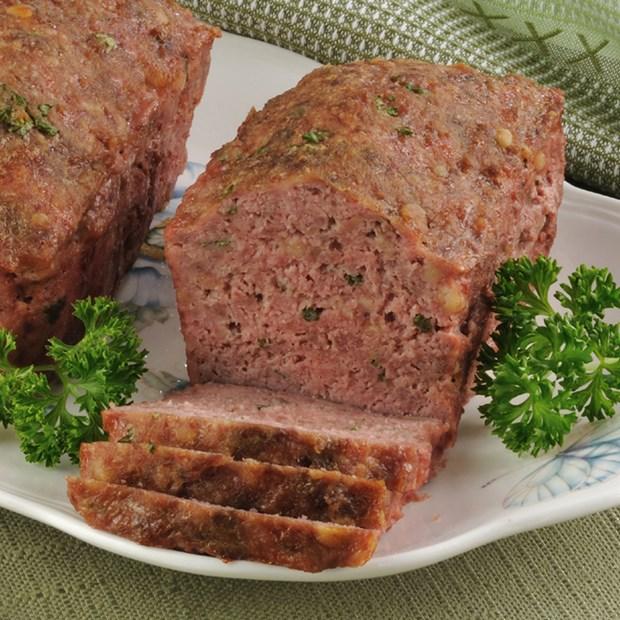 Ham And Beef Meatloaf Ham Recipes Nueske S
