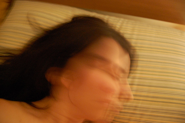 La Bella durmiente  Fotografía de Mariela De Marchi Moyano