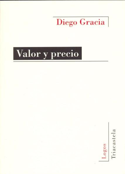 Portada libro Valor y Precio