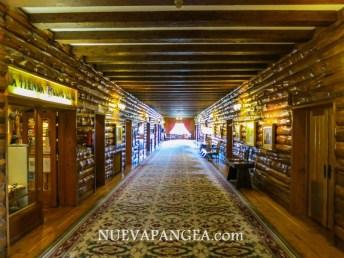 Hotel Llao Llao, uno de los más famosos de América