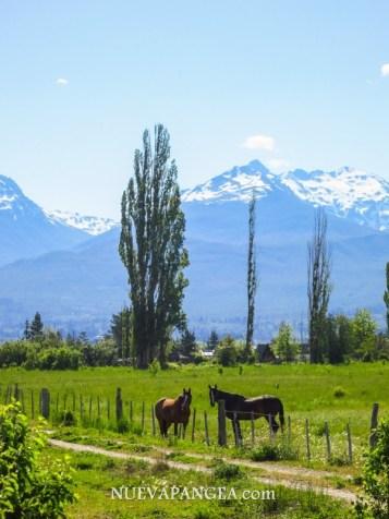 Trevelin, rumbo a Chile