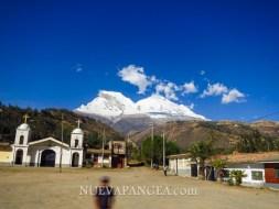 Huascarán Norte, quinta montaña más alta del hemisferio occidental