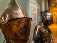 Museo de la ciudad de Viena, armaduras de la época imperial