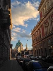Por las calles de Viena