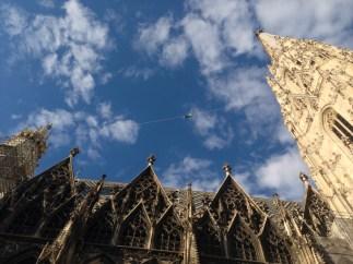 Catedral de San Esteban, gótica hasta los dientes