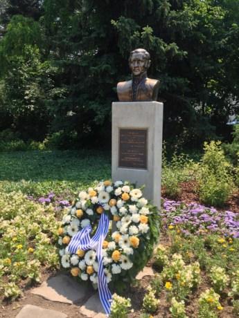 Monumento al prócer Artigas