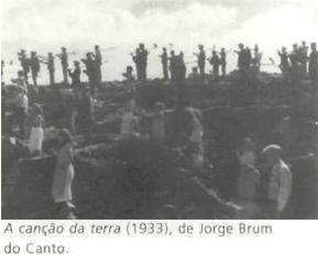 A canção da Terra (1933), de Jorge Brum do Canto