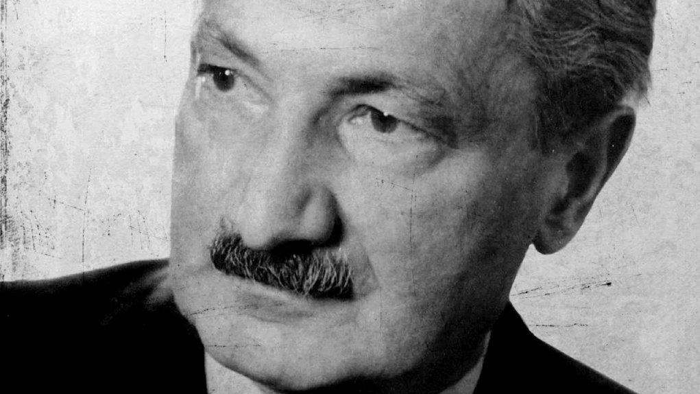 Martin Heidegger Ser Y Tiempo Nueva Revista