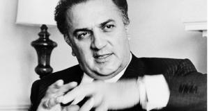 Federico Fellini © Wikipedia