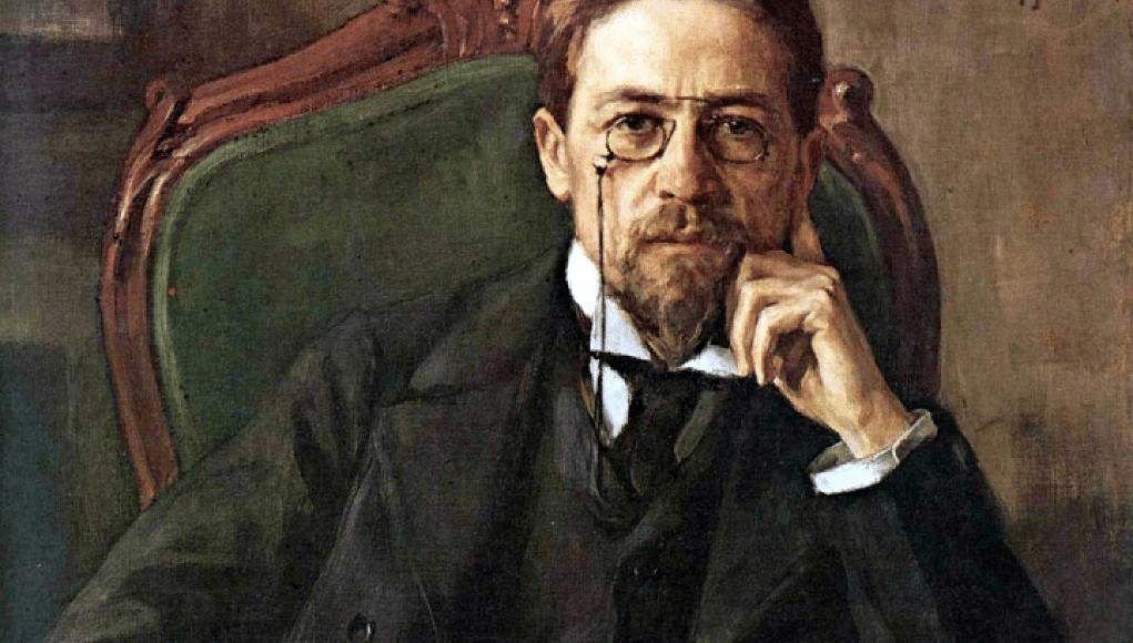 Chéjov. © Wiki Commons