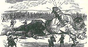 Gulliver. © Wikipedia.