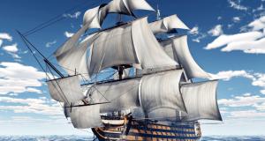 HMS Victory, el buque de Nelson ©Shutterstock