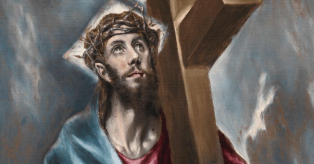 Cristo de El Greco © Wikipedia