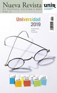 Portada de Nueva Revista, número 167, dedicado a la universidad