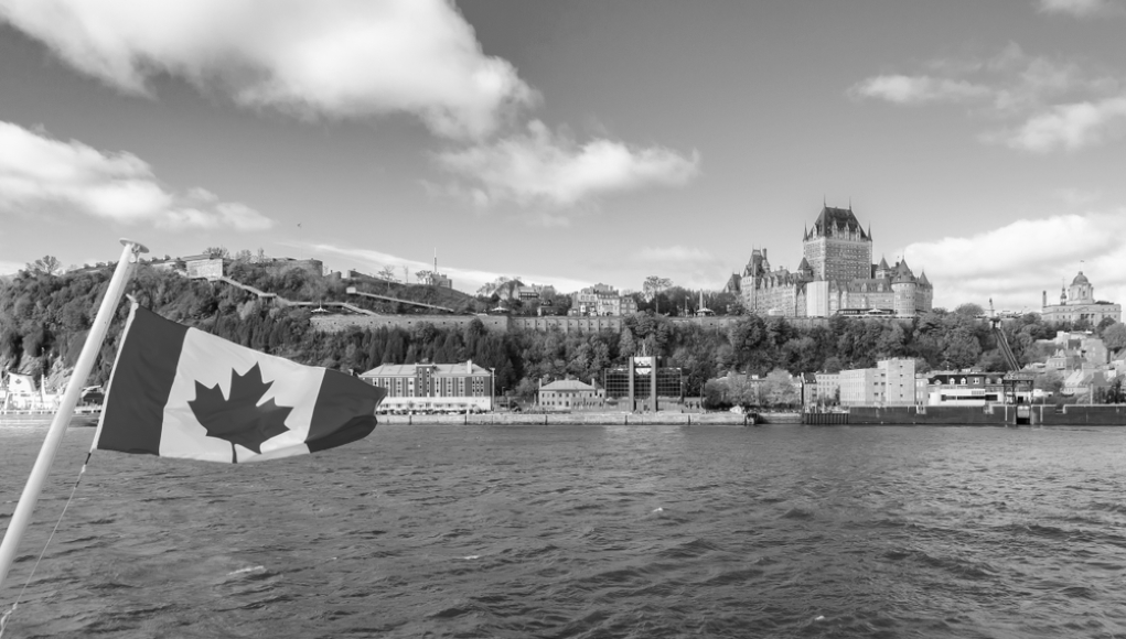 Vista de Quebec. © Nicepix / Shutterstock