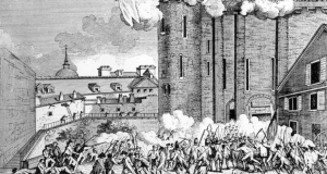 La toma de la Bastilla © Everett Historical