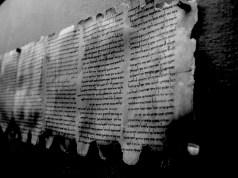 Manuscritos hallados en las cuevas de Qumran