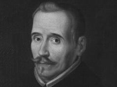 Retrato de Lope de Vega.
