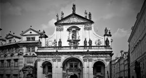 Iglesia del Santísimo Salvador (Praga) © Wiki Commons
