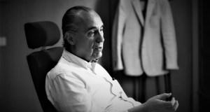 Luis Alberto de Cuenca. © Begoña Rivas