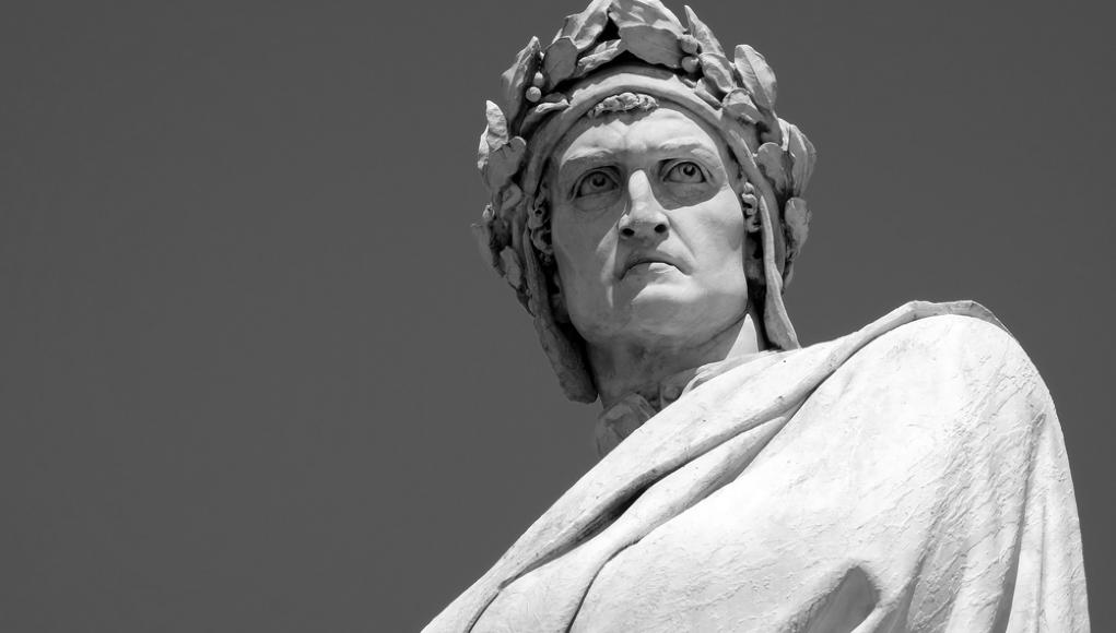 Dante Aligheri. © Shutterstock